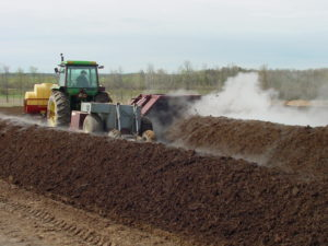 Organic Compost and Fertilizer for Agriculture