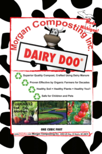 DAIRY DOO- the original compost mix