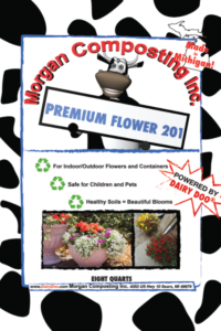 organic flower garden compost and fertilizer dairy doo