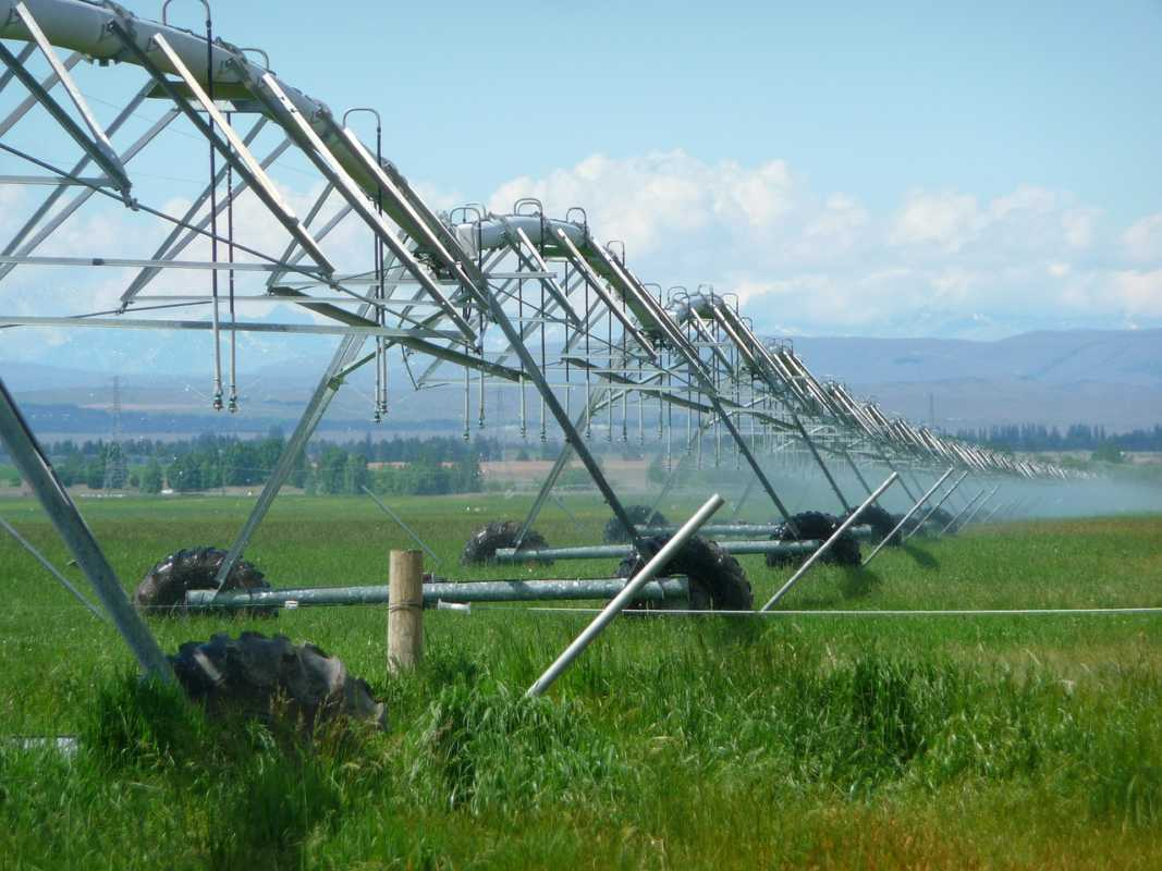Liquid Amendments Are Here For Your Crops