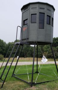 360 Hunting Blind with Stand