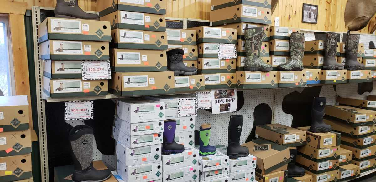 Muck Boots Retail Stores