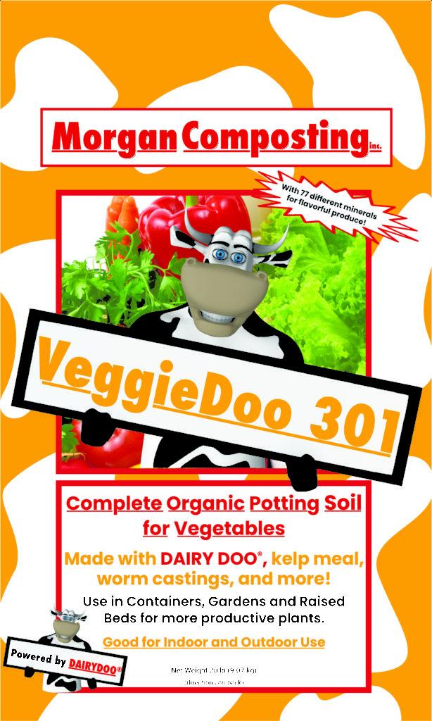 Vegetable Gardening Compost and Fertilizer - Dairy Doo