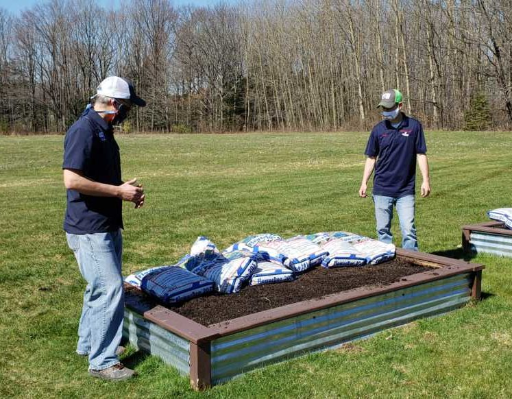 What's Growing with Tom 2020: Reusing Raised Beds