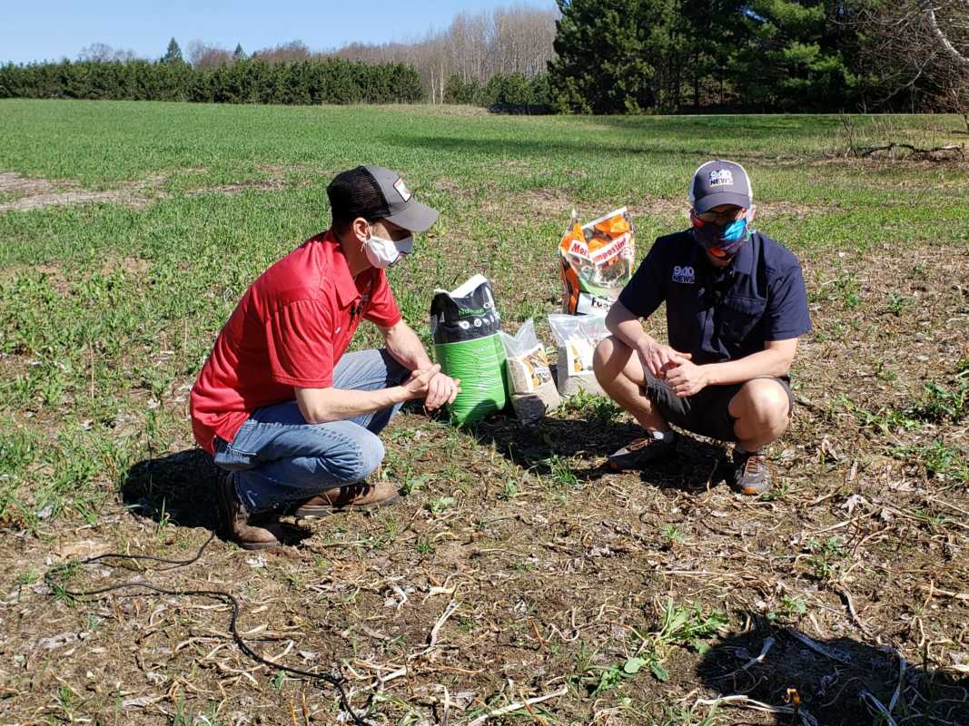 What's Growing With Tom 2020: Making Your Food Plot Plans